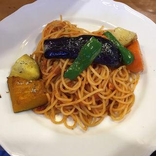 季節の野菜ナポリタン(いたがき 本店 )