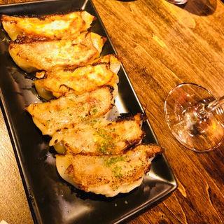 白赤ミックス鴨餃子(オペレッタ52 福島店)