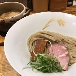 小麦の香り濃厚つけ麺(麦の道すぐれ)