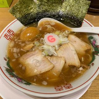 特製中華そば(鼈 (スッポン))