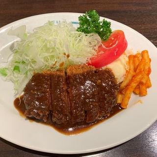 ヘレビーフカツレツ(グリル一平 三宮店)