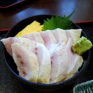 めかじき丼(カネト水産 海の市 )