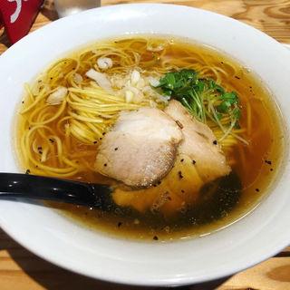醤油らー麺(麺や 佐渡友)