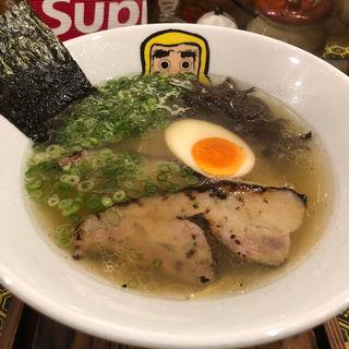 純らーめん七節(大重食堂 今泉店)