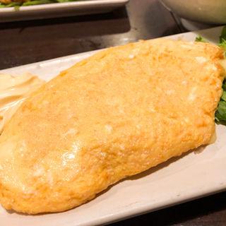 チーズオムレツ(いづみ屋 (いづみや))