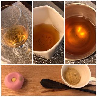 和紅茶(うおがし銘茶 銀座店 茶・銀座 (ウオガシメイチャ・ギンザテン・チャ・ギンザ))