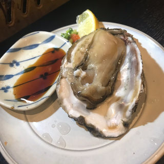 岩牡蠣(網焼 にのみや )