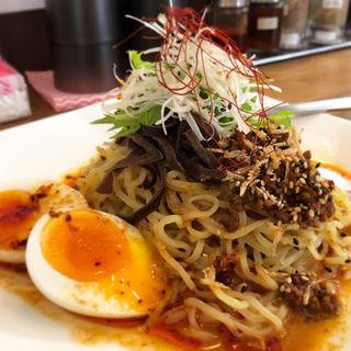 冷やし担担麺(蜀香 担担麺)
