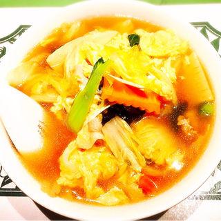 五目そば(北京料理桂蘭 )