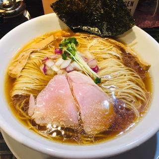 中華そば(ヌードルキッチン ガナーズ)