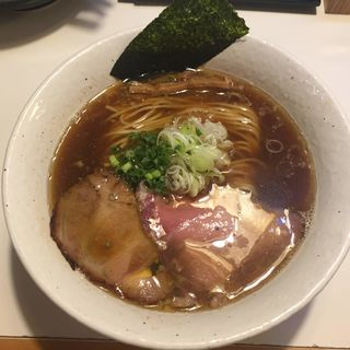 醤油らぁめん(とんぼ庵 )