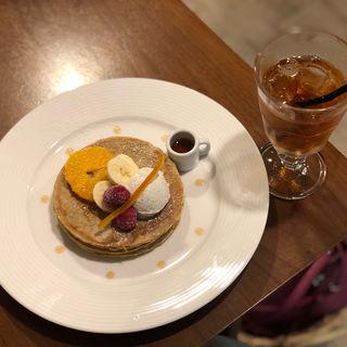 パリに憧れたパンケーキ(エイトジュール (8 jours))