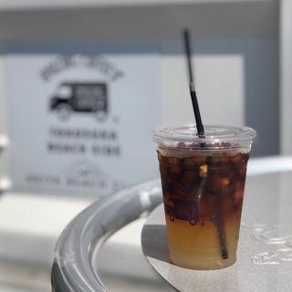 シュワシュワコーヒー(アメージングコーヒー 横須賀店)