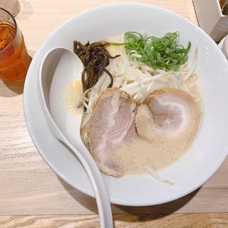白丸元味(一風堂 名古屋驛麺通り店)