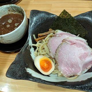 焦がしつけ麺(つけ麺 夢人)