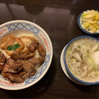 牛タン丼(たんや善治郎 多賀城店 )