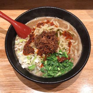 ごま麺(ごま麺鉢と棒)
