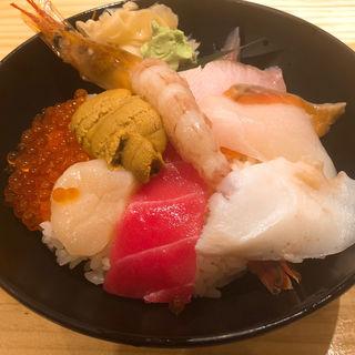 上海鮮丼(築地虎杖マーケット 食堂部 )