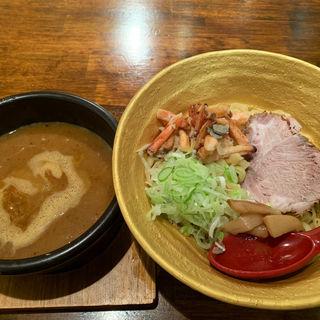 濃厚蟹味噌つけ麺(onisobafujiya ~PREMIUM~)