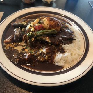 スペシャルカレー(woof curry)