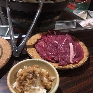 山わさび(薬味)(札幌成吉思汗 しろくま 赤坂店 (サッポロジンギスカン シロクマ))