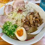 醤油ちゃーしゅー麺(らーめん 弥七 (らーめん やしち))