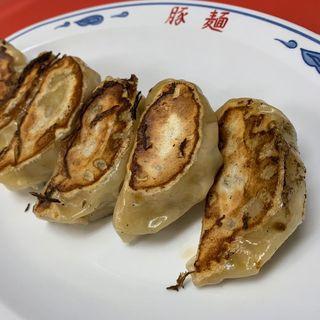ぎょーざ(6ケ)(豚麺 )