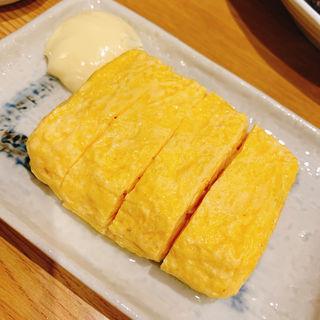 玉子焼きハーフサイズ(味の正福 天神コア本店 (あじのまさふく))