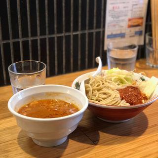 とまとみそつけ麺(カッパ64 (カッパロクジュウシ 【旧店名】カッパヌードル))