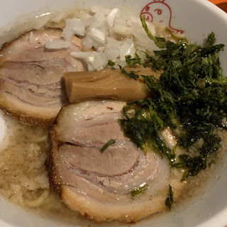 燕三条醤油ラーメン(麺酒場 まがり)