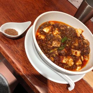 麻婆麺(SHIBIRE-NOODLES 蝋燭屋 茶屋町あるこ)