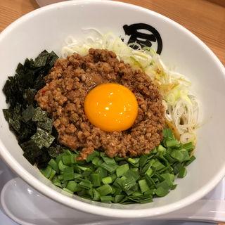 台湾カレーまぜそば(麺やマルショウ 地下鉄新大阪店 )