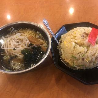 炒飯セット(味の店 錦 緑が丘店 )