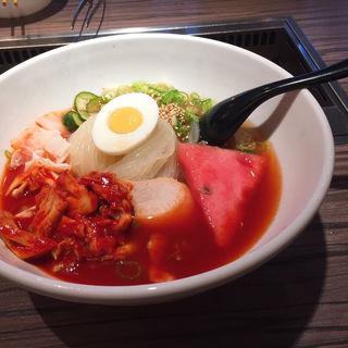 冷麺(さんか亭)