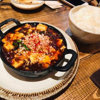麻婆豆腐(かかん 鎌倉本店)