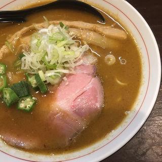 カリー(ラーメン屋 切田製麺)
