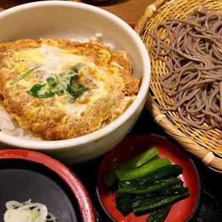 カツ丼定食(そじ坊 錦糸町アルカイースト店 (そじぼう))