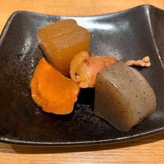 お通しのがめ煮(旬菜Agro)