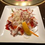 タコと香味野菜の酢味噌和え〜タコフェ〜