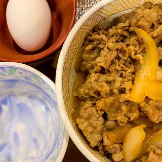 牛丼並(すき家 溜池山王店 )