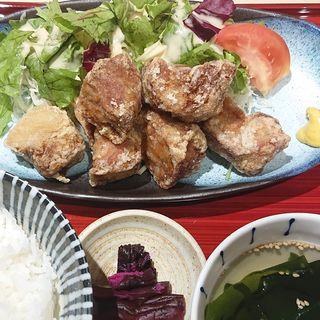豚から定食(そばえもん 川崎アゼリア店)