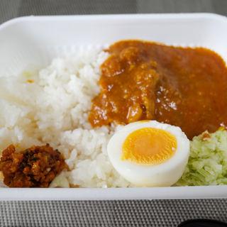 きほんのトマトチキン(Tokyo Mix Curry 根津本店)