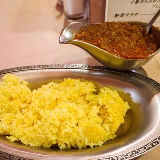 インドカレー辛口(タンドゥール )