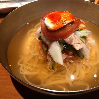 冷麺(吾照里 渋谷本館 (オジョリ))