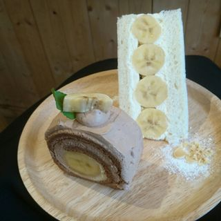 バナナサンドイッチ(bananafactory)