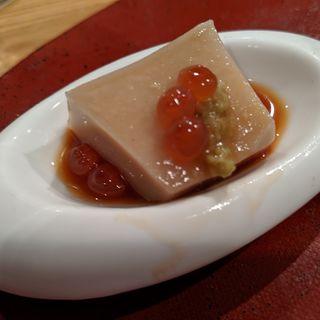 ゴマ豆腐(かなで (Kanade))