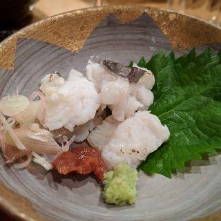 鱧湯引き(かなで (Kanade))