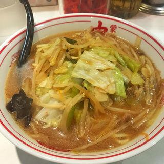 味噌タンメン(蒙古タンメン中本 渋谷店)