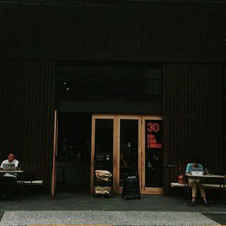 カフェモカ(オールプレス エスプレッソ 東京ロースタリー&カフェ (ALLPRESS ESPRESSO))