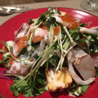 前菜(レストラン箕輪 (ミノワ))